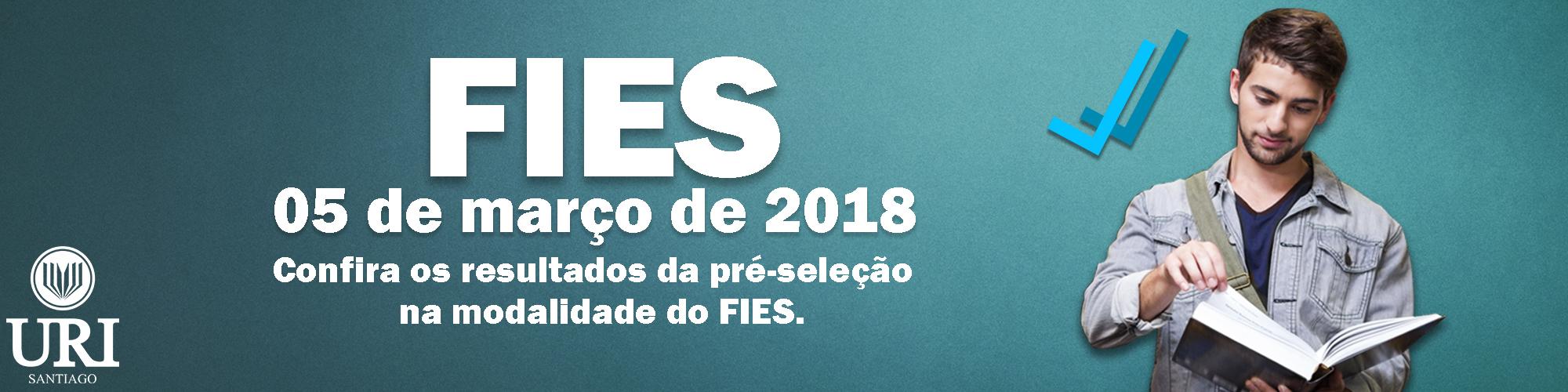 FIES 2018