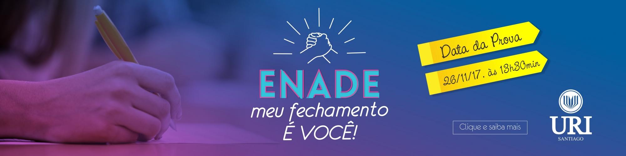 ENADE 2017